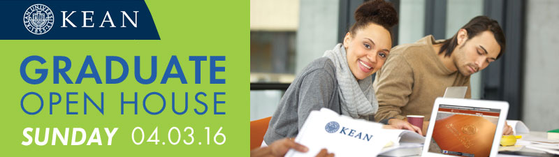 Register Today for Graduate Open House – April 3rd, 2016